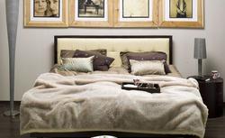 Kolory w sypialni: jak stosować beże i brązy