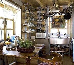 Kuchnia, która pomieści mnóstwo rzeczy