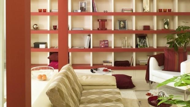 Kolory w małym pokoju