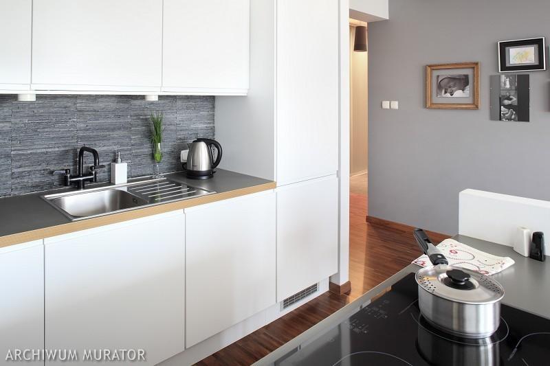 Galeria zdjęć  Kuchnia biała, kuchnia szara 10 aranżacji