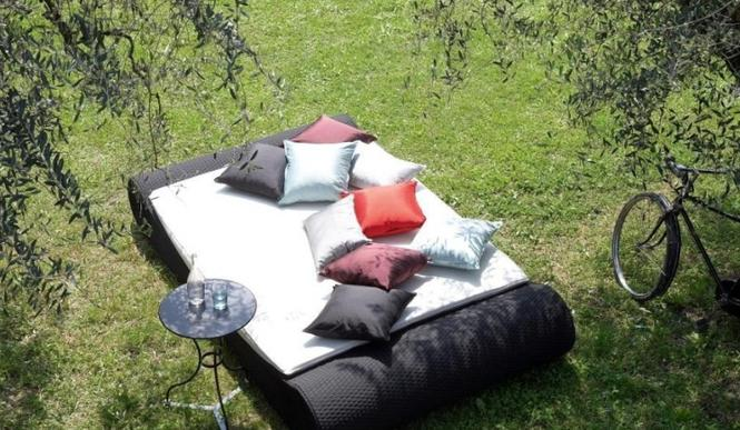 Najmodniejsze meble ogrodowe: Lambert