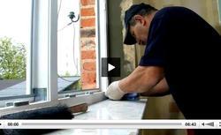 Remont domu - wymiana okien skrzynkowych na nowe okna PCV