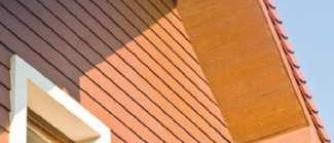 Podbitka dachowa. Deski kompozytowe, blacha trapezowa i inne nietypowe materiały