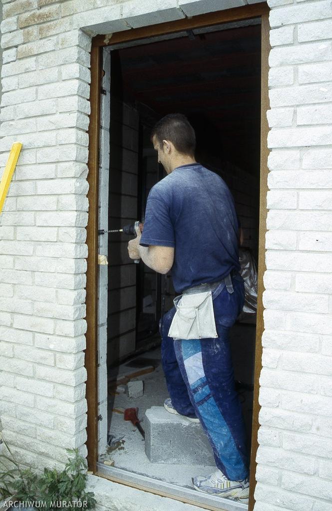 Instalacja drzwi zewnętrznych