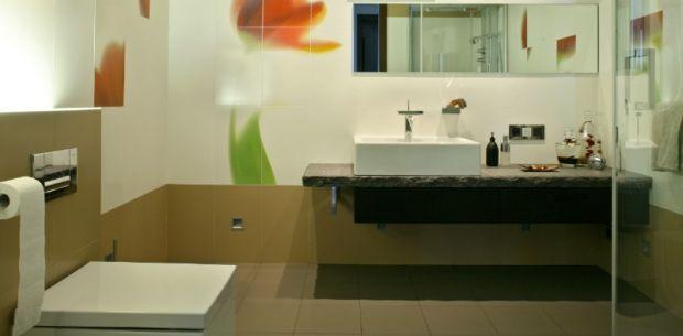 Łazienka w nowym miejscu