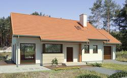 Jak budowano dom modelowy według projektu gotowego z Kolekcji Muratora. GALERIA ZDJĘĆ