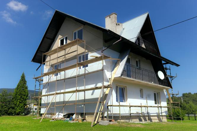 Termomodernizacja budynku jednorodzinnego