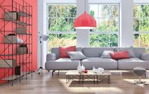 Pomysły na oryginalny kolor w salonie - poznaj trendy na rok 2016!