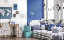 Wnętrze na dobry humor. Jak pomalować ściany tak, aby pomieszczenie zarażało pozytywną energią?