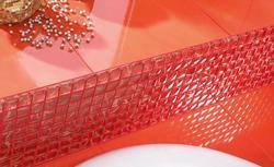 Pomysł na wykończenie ścian: mozaika szklana