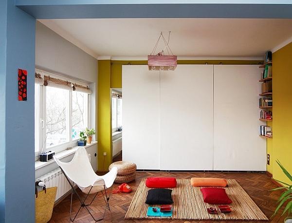 Mieszkanie artystyczne