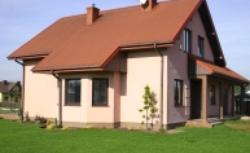 Kolor elewacji - piękne barwy domu