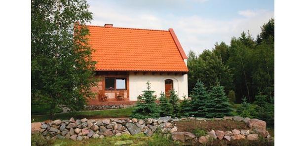 Mały dom z wyboru