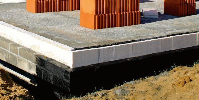 Fundamenty: zabezpieczenie fundamentów przed wodą gruntową