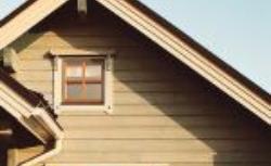 Dom z bala - materiały dobre do wykończenia wnętrz