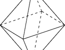 Jak zrobić szalunek na donicę z betonu o kształcie ośmiościanu?