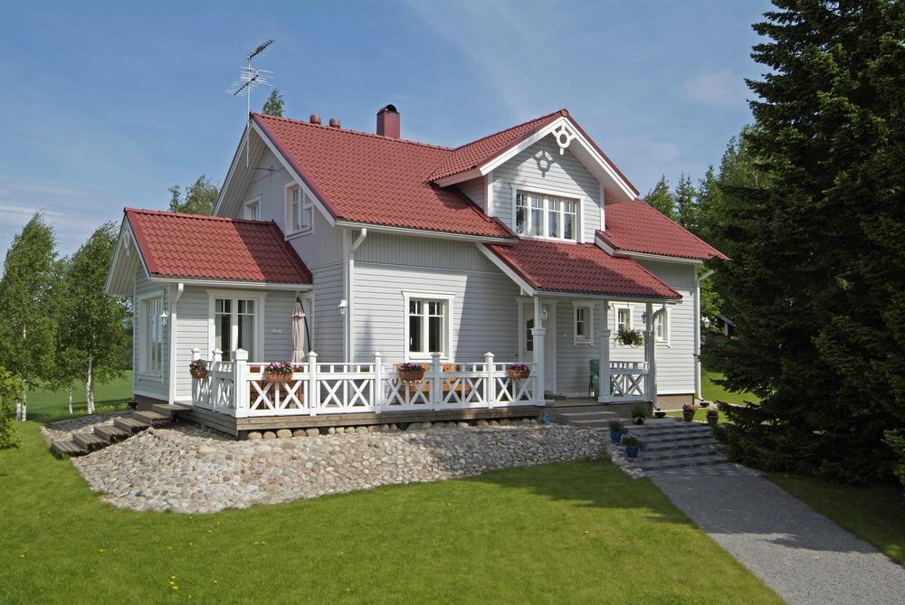 Galeria zdjęć - Zalety fińskich domków modułowych. Jak buduje się fińskie domy szkieletowe z ...